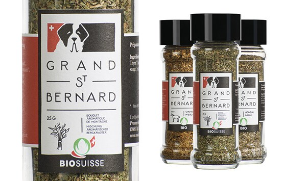 Aromatic blends